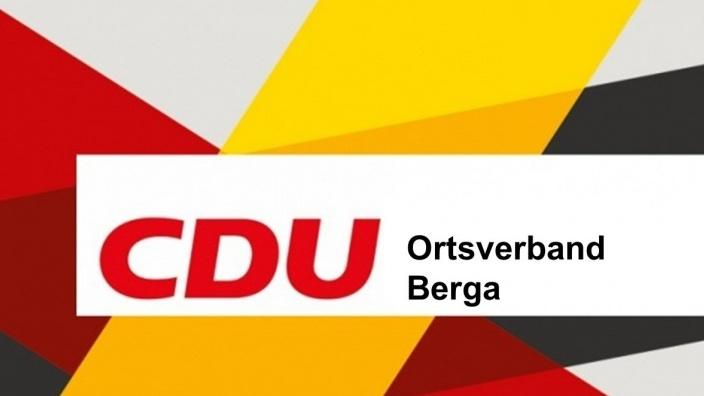 Logo Ortsverband Berga
