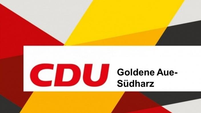 Logo Goldene Aue-Südharz